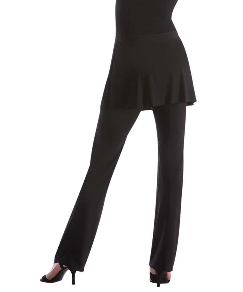 SkinSilk Skirted Yoga Pant - SteelCore