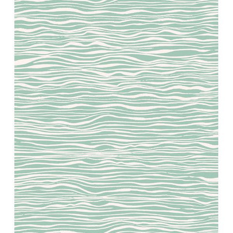 Cotton + Steel -  Wildwood - Faux Bois Blue
