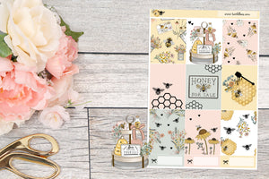 Honey Bee LE Mini Kit ( no die cut included)