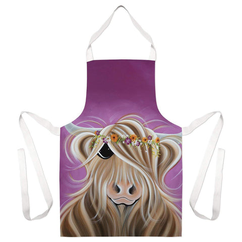 Jennifer Hogwood, The McMoos, Beatrice - Apron