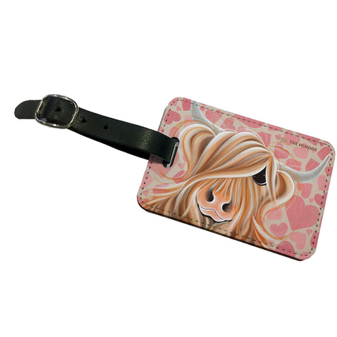 Jennifer Hogwood, The McMoos, Little Miss Love - Luggage Tag