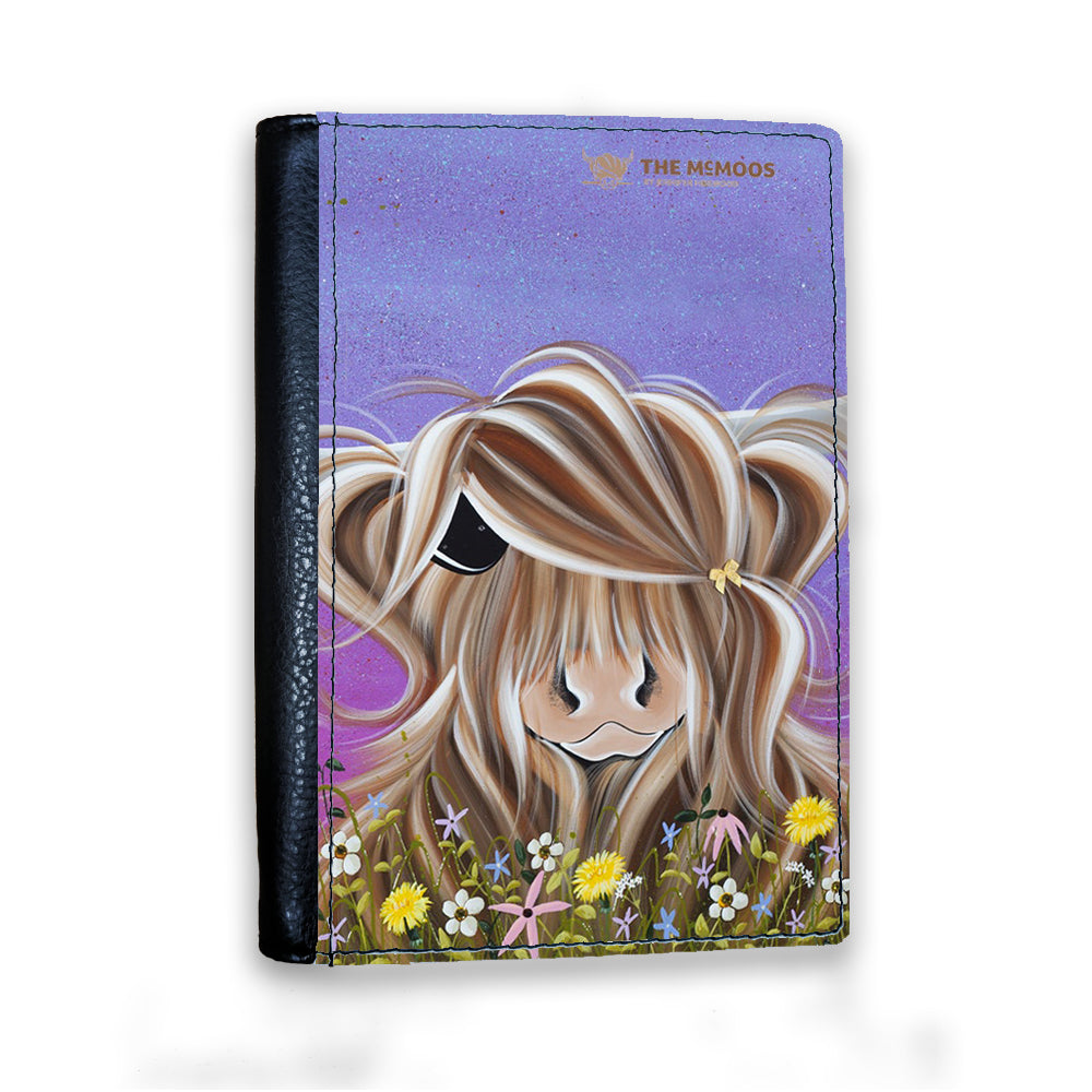 Jennifer Hogwood, The McMoos, Moo On A Summers Evening - Passport Cover