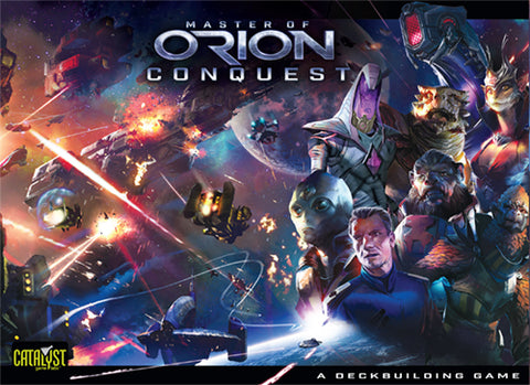 Masters of Orion: Conquest
