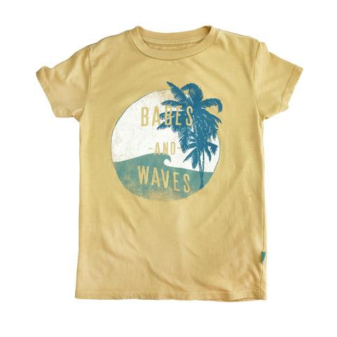 Babes and Waves Vintage Child's Tee
