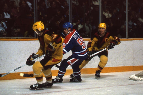 Gretzky turns away from McCarthy