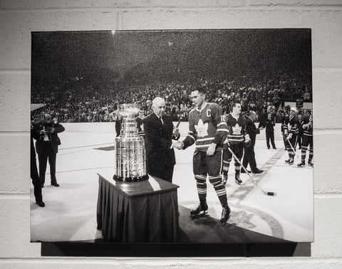 Maple Leafs 1964 Stanley Cup Champions