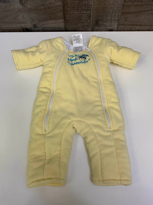 used Baby Merlin's Magic Sleepsuit, Small 3-6 Months