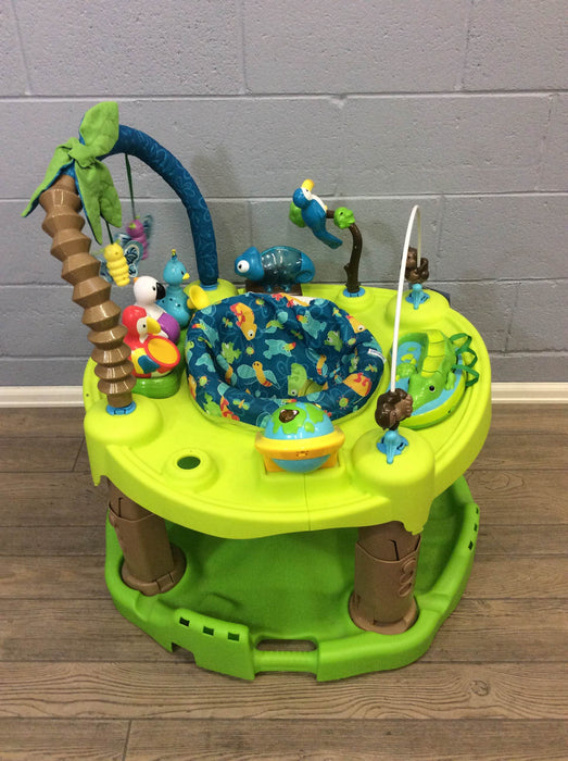 secondhand Evenflo ExerSaucer Triple Fun Active Learning Center