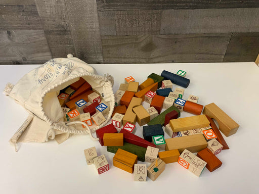 used Wooden Story 50 XL Blocks