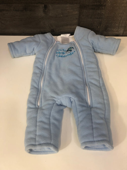 Baby Merlin's Magic Sleepsuit, Fleece, Small 3-6 Months