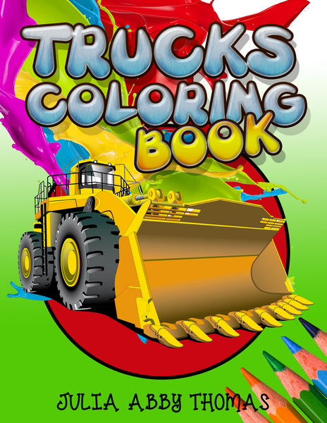 Coloring Books For Children