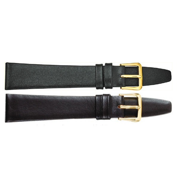 335 Smooth Leather Watch Strap