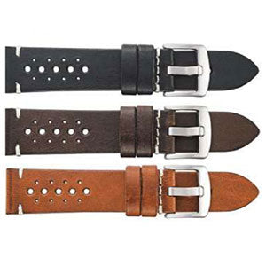 340 Vintage Leather Watch Strap