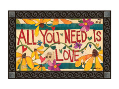 All You Need is Love MatMate