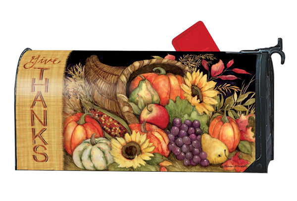 Harvest Blessings OS MailWrap