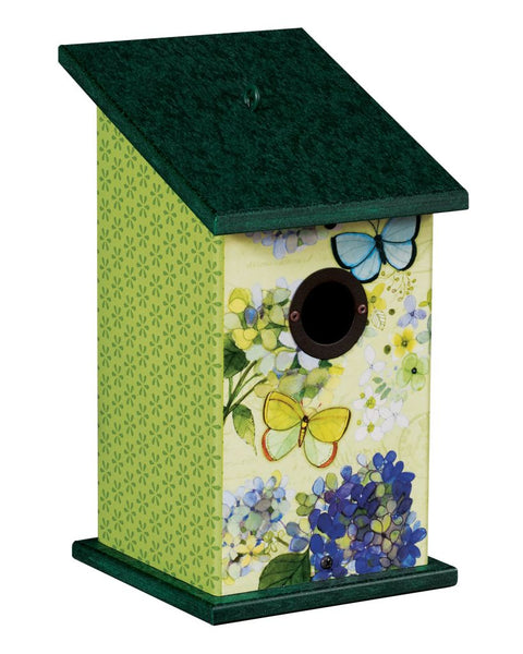 Butterfly Haven Birdhouse