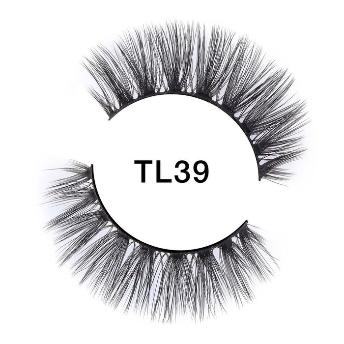 Brazilian Silk 3D Lashes | TL39