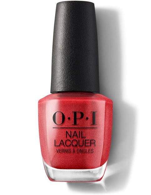 OPI | Go With The Lava Flow Nail Polish (15ml)