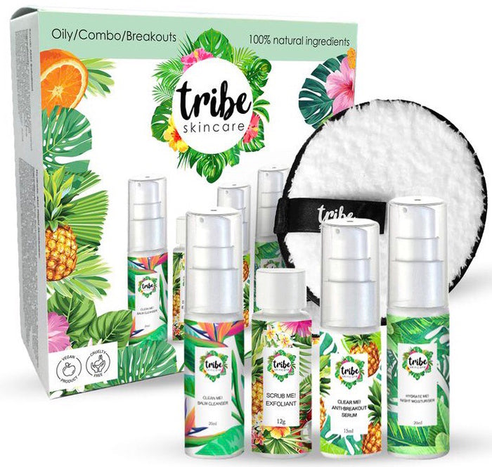 Travel Kit - For Oily / Breakout / Combination Skin