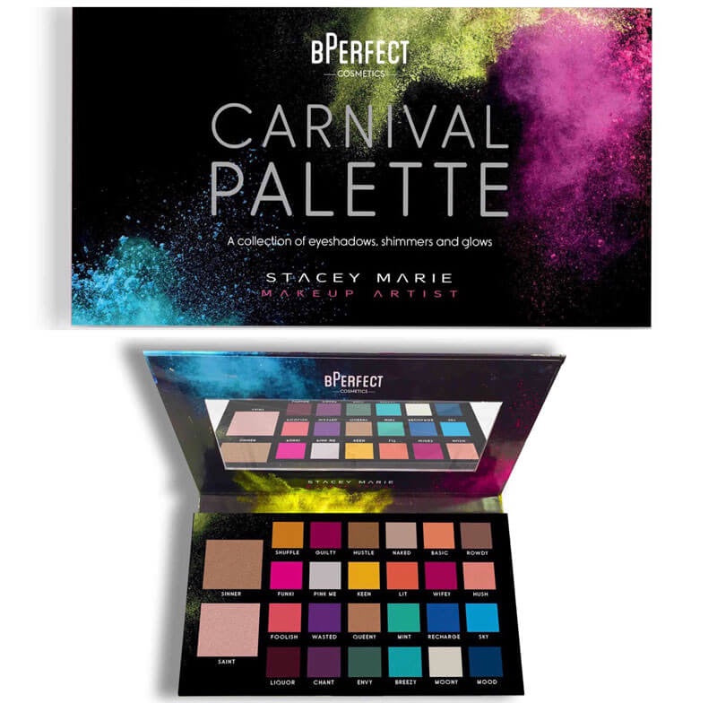 Stacey Marie Carnival Palette