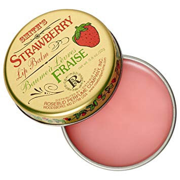 Smith's Lip Balm Tin | Strawberry