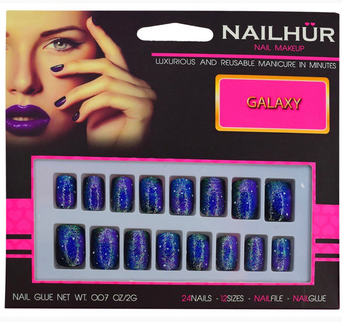 Nailhur | Galaxy (Square)