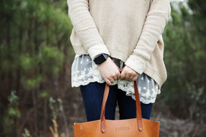 HANDCRAFTED LEATHER BAGS