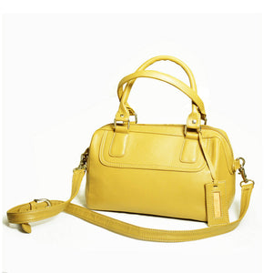 Zetira Amari Genuine Leather Handbag