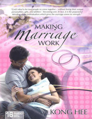 Making Marriage Work, 16CD, English
