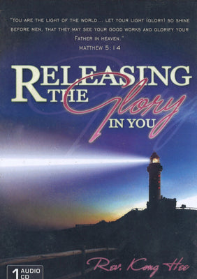 Releasing the Glory in You, 1CD, English