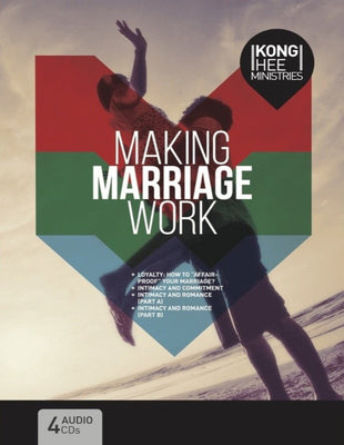 Making Marriage Work (Part 4), 4CD, English