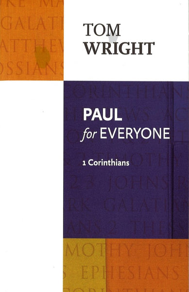 Paul for Everyone, 1 Corinthians, Paperback, English
