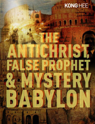 The Antichrist, False Prophet & Mystery Babylon, 4CD, English