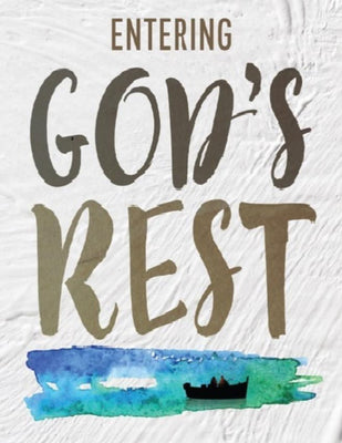 Entering God's Rest, 3CD, English