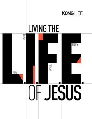 Living The L.I.F.E. of Jesus, 6CD, English