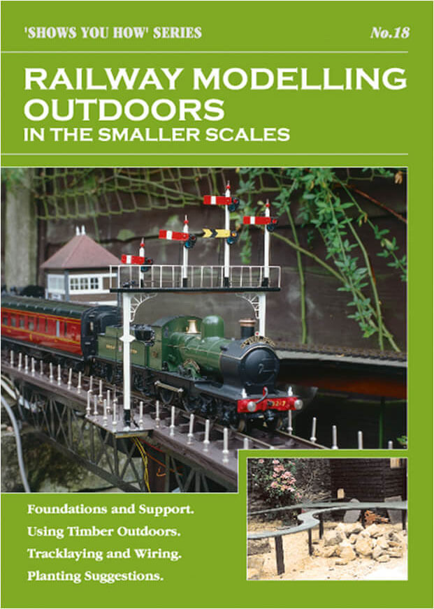 Railway Modelling Outdoors in the Smaller Scales
