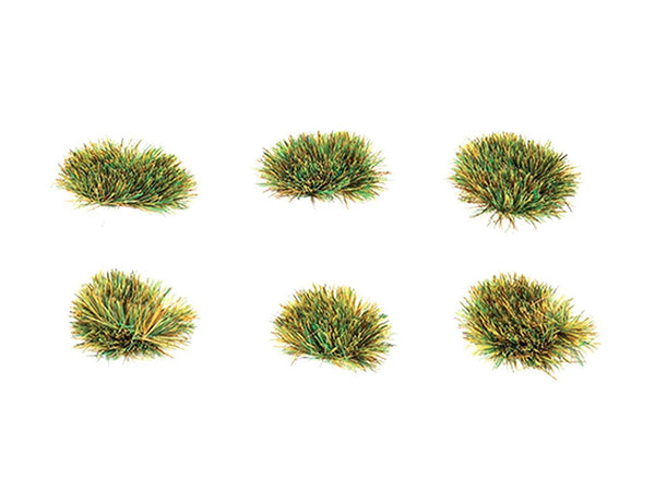 4mm Self Adhesive Spring Grass Tufts
