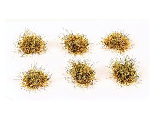 10mm Self Adhesive Wild Meadow Grass Tufts