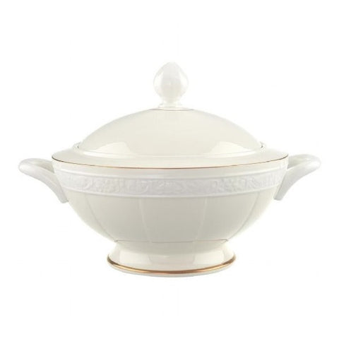 Villeroy and Boch Ivoire Round Soup Tureen 2.80L