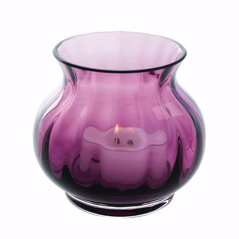 Dartington Crystal Bijou Amethyst Votive