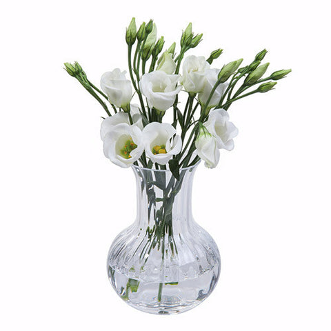 Dartington Crystal Bijou Medium Clear Vase