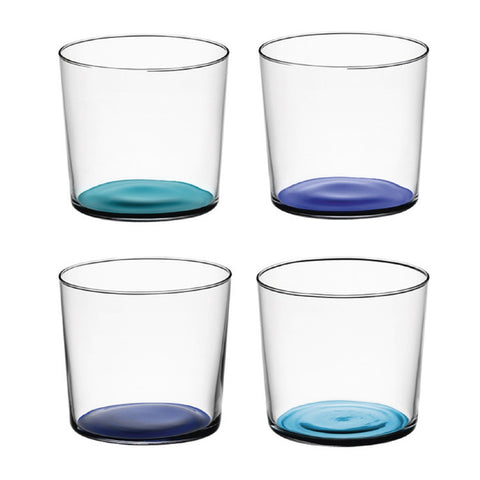 LSA Coro Lagoon Set of 4 Tumblers 310ml