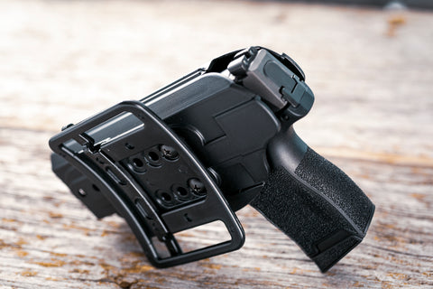 hip holsters for glock, ruger, sig sauer