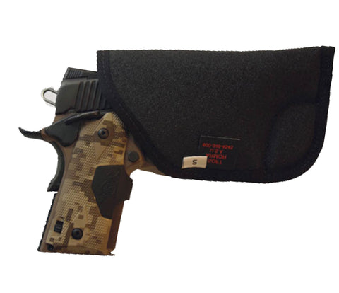pocket holster for concealed carry glock, ruger, taurus, smith and wesson