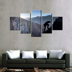 Hiking 5 Pcs Canvas Set