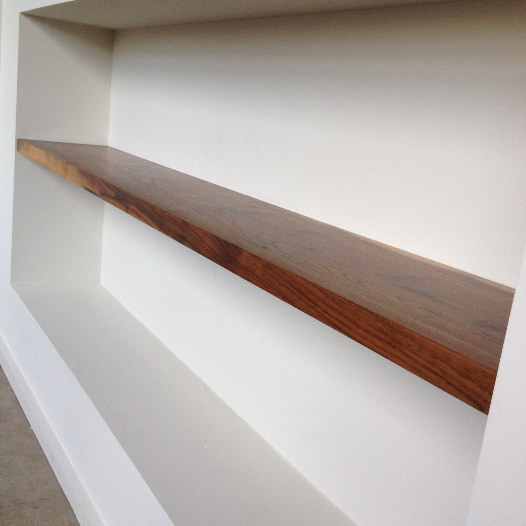 SHELVES AND LEDGES