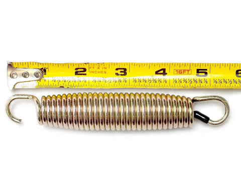SKYBOUND USA PREMIUM GOLD 5.5 INCH TRAMPOLINE SPRINGS - SET OF 15