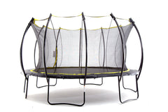 Image of SkyBound Trampoline Stratos 14 ft with Full Safety Net Enclosure System and XL Kit
