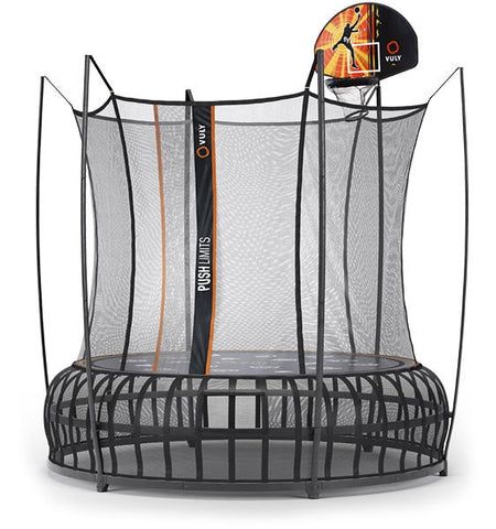 Vuly thunder spring less bounciest trampoline spring free