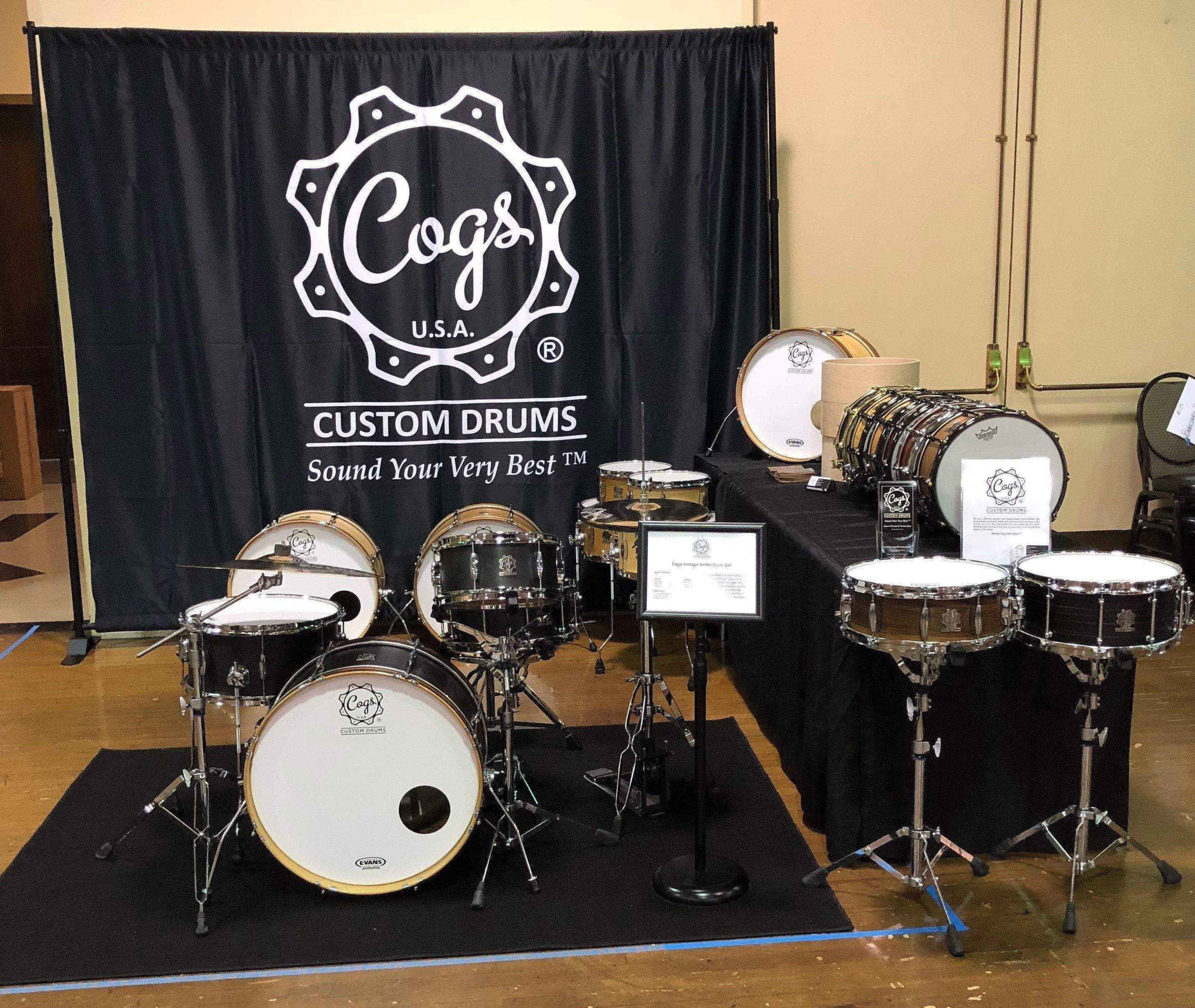 Hollywood Drum Show 2018